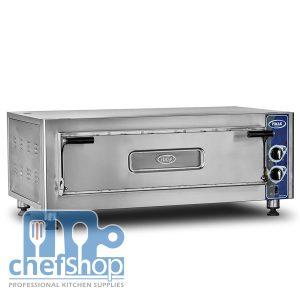 فرن بيتزا طبقه واحده صناعي كهربائي Electric Type Pizza Oven