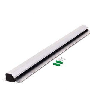 حمالة أوردر ألمنيوم 45 سم Aluminium order bar 45 cm