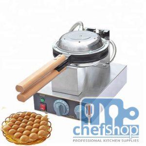 ماكنة وافل بابلي Bubble Waffle Maker