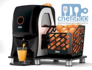 ماكنة عصير برتقال كهربائيه اتوماتيك Commercial automatic orange juicer