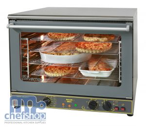 فرن كونفكشن مع بخار ( ستيمر - للحلويات Heavy duty Bakery Ovens FC110