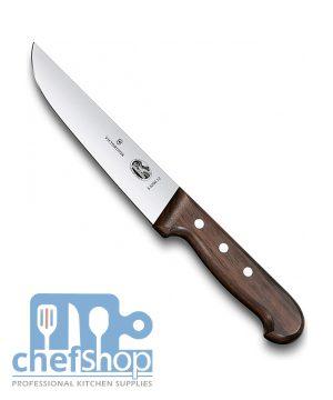 سكين لحام يد خشب20 سم 5.5200.12 VICTORINOX BUTCHER KNIFE WOOD HAND