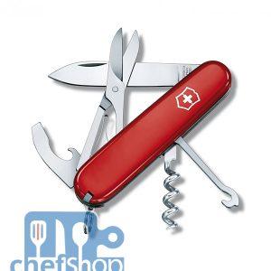 موس جيب سويسري نوع فكتورانوكس1.3405 Victorinox Compact Knife