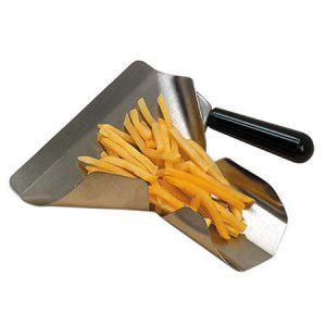 مغرفة بطاطا POTATO SCOOPER Commercial French Fries Scoop