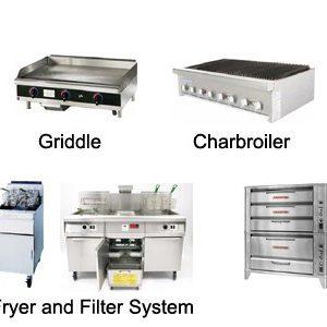 اجهزة الطبخ و الشوي و القلي و توابعها