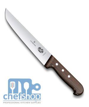 سكين لحام يد خشب 23 سم 5.5200.23 VICTORINOX BUTCHER KNIFE WOOD HAND