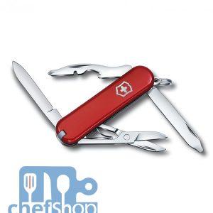 موس جيب سويسري نوع فكتورانوكس0.6363 VICTORINOX Small Pocket Knife with 10 Functions