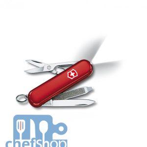 موس جيب سويسري نوع فكتورانوكس 0.6228 VICTORINOX Small Pocket Knife with LED Light