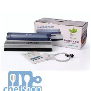 ماكنة فاكيوم منزلية 30 سم ELECTRIC VACUUM MACHINE : Electric Vacuum Food Sealer Packaging Machine