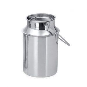 دبية حليب ستانلس ستيل 14 ليتر STAINLESS STEEL MILK POT 14 liter