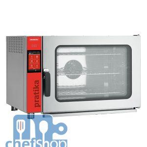 فرن كومبي مع شاشة تحكم ديجيتالFDE 051 T Electric multi function combi oven with capacities touch screen