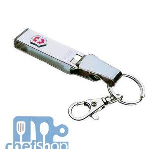 ميدالية مفاتيح 4.1858 سويسرية Victorinox Belt hanger multiclip Victorinox