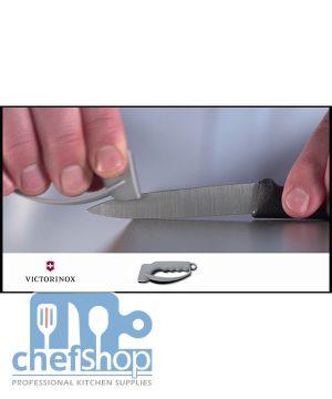 مستحد سكاكين الماسه7.8714 سويسري Knife Sharpener Small «Victorinox Sharpy»