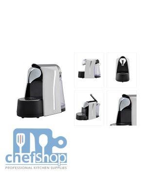 ماكنة لصنع الاسبرسو كبسولات ( مكتبية ) Espresso Coffee Make ( Office machine )