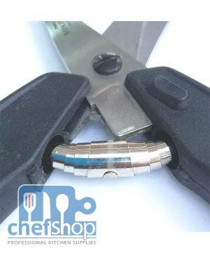 مقص فروج سويسري 7.6343 Victorinox Poultry scissors