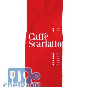 قهوة اسبرسو - كوفي بلانيتNapoli COFFEE PLANET Scarlatto Napoli coffee beans ( 80% Arabica /20% Robusta )