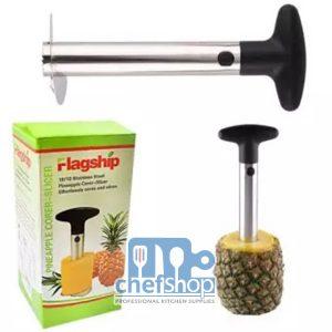 الة تقطيع لب الاناناس Manual pineapple corer