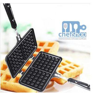قالب صنع الوافل اليدوي Manual Waffle Maker