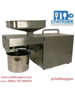 ماكنة لاستخراج الزيوت من البذور على البارد Home use mini oil cold press machine multi-functional oil extractor with