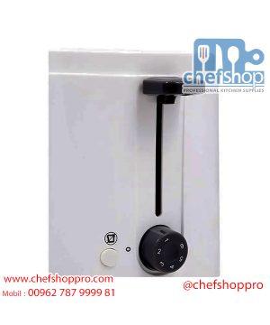 حماصة الخبز باور من امجوي- UET-292, ابيض Emjoi Power Toaster, 2 Slots, 750 Watt, White - UET-292