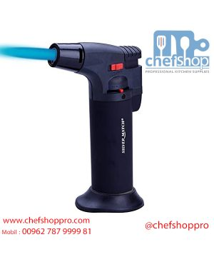 ولاعة مدمجة بشعلة نفاثة قوية Compact torch lighter with a powerful jet flame