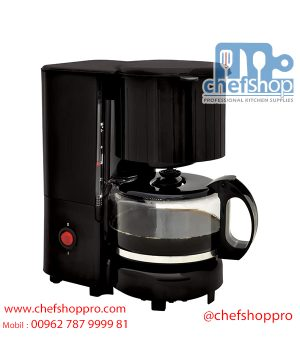 صانعة قهوة امجوي مع نظام مدمج1.5L / UECM-371 Emjoi Power UECM-371 Coffee Maker , 1.5L - 12 Cups