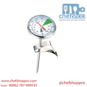 ثيرموميتر / موتا ايطالي Thermometer for milk jug (pitcher)